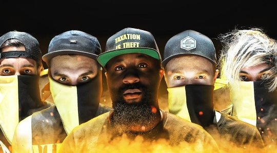 BackWordz Upcoming Tour and Album
