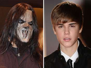 Slipknot vs. Justin Bieber