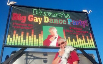 Buzz's Big Gay Dance Party