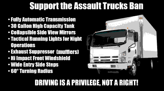 We Must Ban Trucks